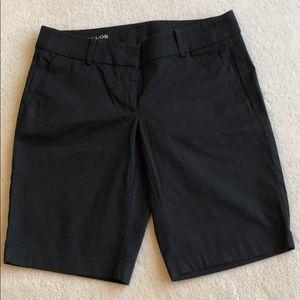Ann Taylor boardwalk Bermuda shorts.
